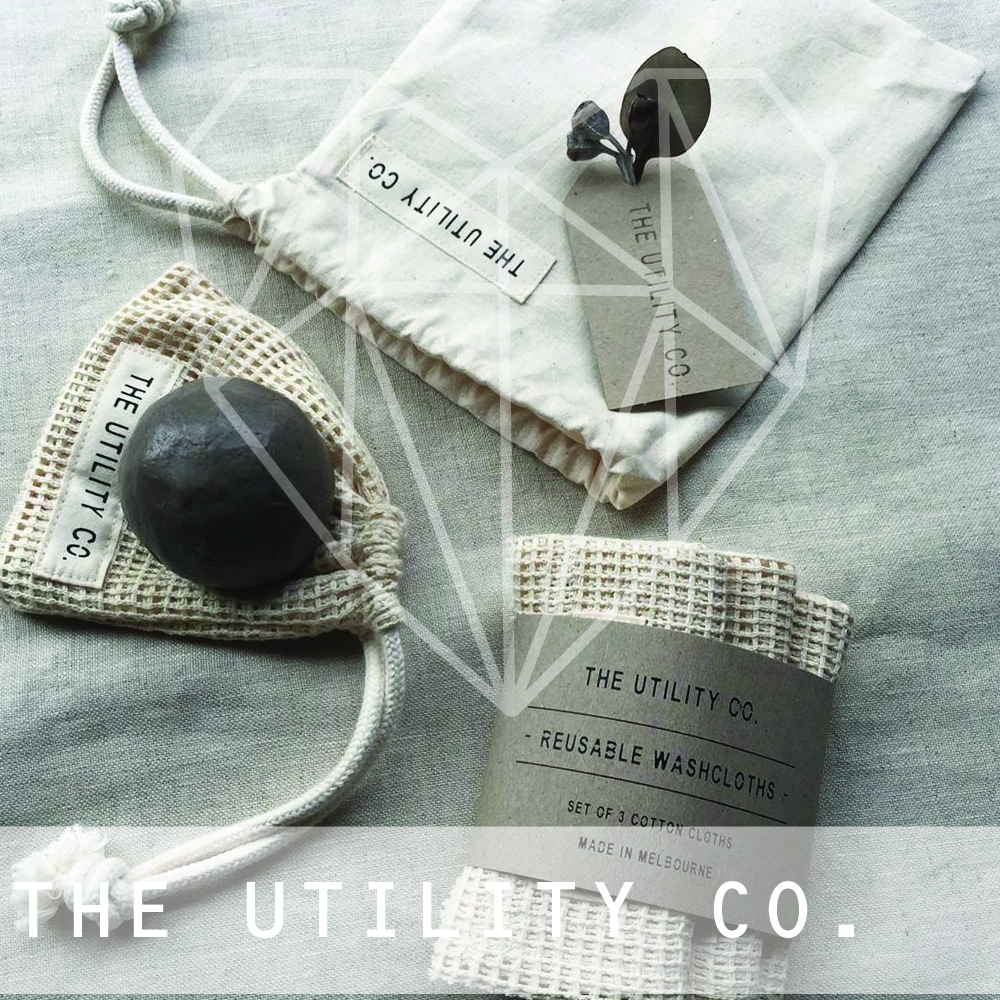 The Utility Co. products are designed and made with care in Melbourne.